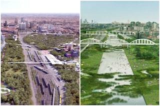 """Scali ferroviari, come risorgeranno le 7 aree dismesse: in 10 anni Milano avrà la sua """"overground"""""""