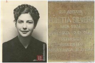 """Violetta Silvera, la storia della deportata raccontata da Liliana Segre: """"Ogni pietra ha un volto"""""""