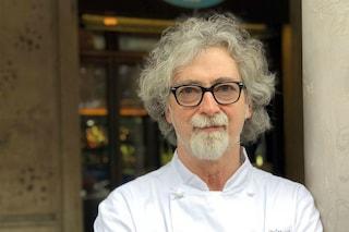 """Iseo, lacrime e dolore ai funerali dello chef Vittorio Fusari: """"Avete in eredità le mie ricette"""""""