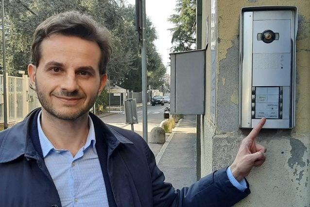 Il consigliere regionale Marco Degli Angeli