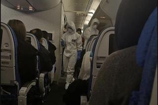Coronavirus, controllo della temperatura su tutti i voli internazionali a Malpensa e Linate