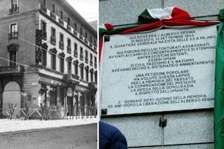 L'ex albergo Regina a Milano: luogo di tortura di ebrei, partigiani e oppositori del nazifascismo
