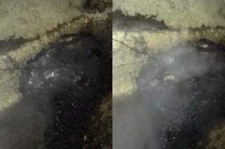 Como, ustionato dal vapore bollente che esce dalla strada: si sospetta un guasto