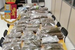 Gorgonzola, nascondeva 35 chili di droga nel box: arrestato pregiudicato 47enne