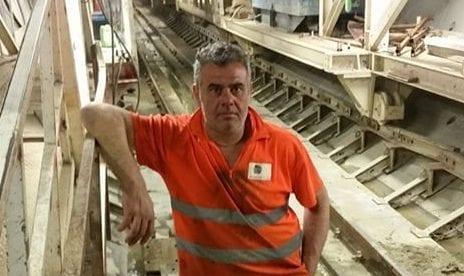 Raffaele Ielpo, l'operaio morto a Milano