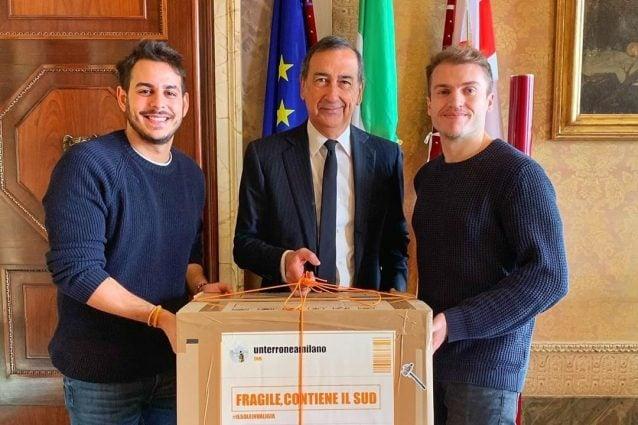 Il sindaco di Milano e i ragazzi di #unterroneaMilano