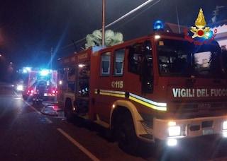 Tragedia in Brianza, si cosparge di benzina e si dà fuoco: uomo muore in strada