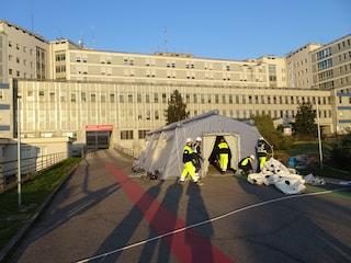 """Coronavirus, l'ospedale di Cremona: """"Sessanta casi di cui 18 casi gravi, siamo in emergenza"""""""