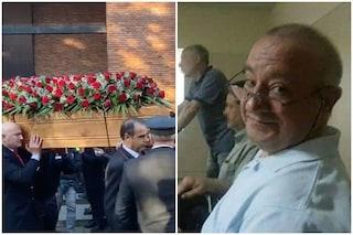 Treno deragliato, a Pioltello i funerali di Mario Dicuonzo, folla per l'ultimo saluto al ferroviere