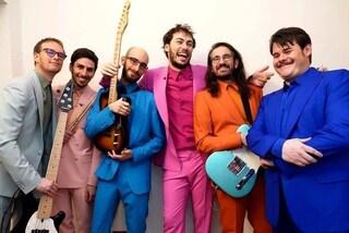 """Sanremo 2020, festa a Bergamo per il podio dei Pinguini Tattici Nucleari: Gori è sindaco """"tifoso"""""""