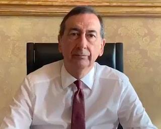 """Coronavirus, sindaco Sala ai milanesi: """"Non correte nei supermercati, prendetevi cura degli anziani"""""""