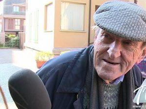 Don Aberto Vigorelli (Foto da Espansione Tv)
