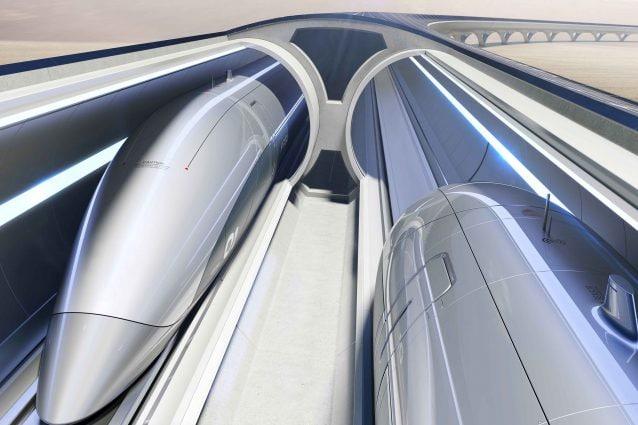 Milano, da Cadorna a Malpensa in 10 minuti con Hyperloop, il treno di Elon Musk