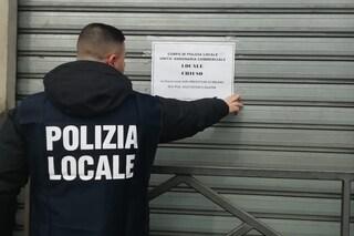 """Milano, prefetto chiude otto negozi tra cui un panettiere: """"Non rispettano le norme anti covid"""""""