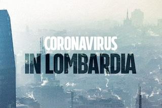Lombardia, in 24 ore 98 contagi da Coronavirus e 21 morti: i pazienti ricoverati sono meno di 250