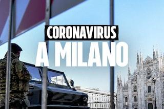 """Coronavirus, a Milano i casi aumentano ma in modo stabile: """"I cittadini si stanno comportando bene"""""""