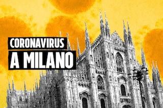 A Milano il contagio finalmente rallenta: 75 nuovi casi in provincia, solo 34 in città