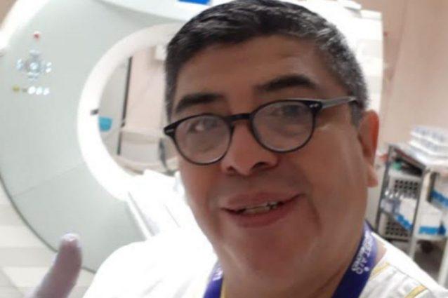 Miguel Angel Pachas (foto diffusa dall'Istituto clinico Città Studi)