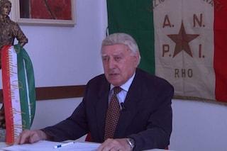 Milano, addio al partigiano Tonino Guerra, nome di battaglia Scalabrino