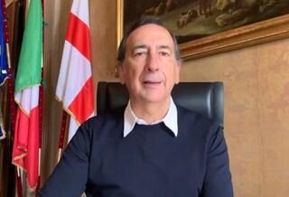 """Coronavirus Milano, il sindaco Sala: """"Blindate gli anziani in casa, non vedo mia madre da 15 giorni"""""""