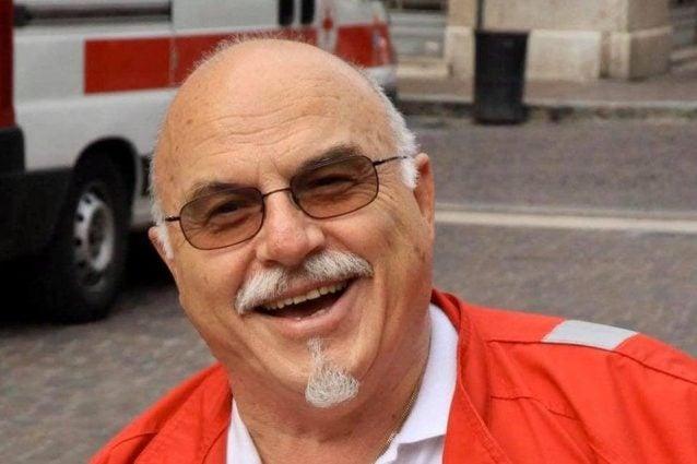 Edoardo Mazzieri (Foto Fb: Croce Rossa Italiana – Comitato di Cremona)
