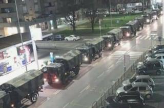 Coronavirus, agire ora per non vedere i camion dell'esercito anche nelle strade di Milano
