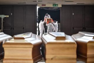 Coronavirus, a Milano mortalità giornaliera aumentata dell'83 per cento durante la seconda ondata