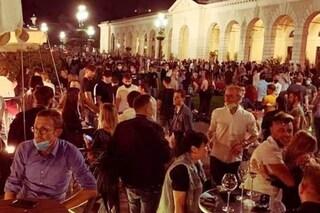"""Movida e assembramenti per l'aperitivo, Fontana: """"Siamo pronti a chiudere ancora tutto"""""""
