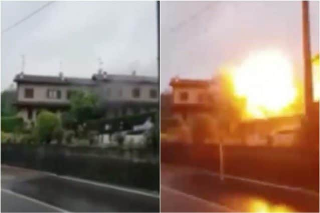 Villetta esplosa a Fino Mornasco: trovate bombe artigianali, la vittima aveva un laboratorio chimico