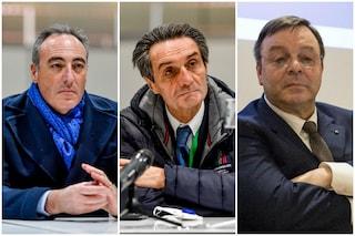 Inchiesta su Bergamo, Gallera interrogato per tre ore dai pm: convocati anche Fontana e Bonometti