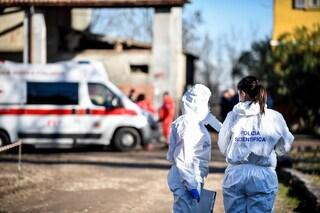 Pavia, ritrovato il cadavere di un uomo nei campi a ridosso della tangenziale