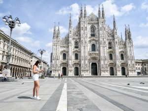 Fase 2 a Milano