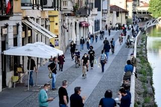 """Milano, ultimatum di Sala: """"Immagini vergognose, c'è da incazzarsi: se non cambia chiudo i Navigli"""""""