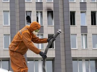 A Milano e Bergamo i ventilatori donati da Putin: in Russia hanno provocato due incendi mortali