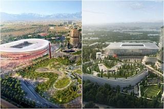 Nuovo stadio San Siro, il Comune proroga la scadenza per la consegna dei documenti a Inter e Milan