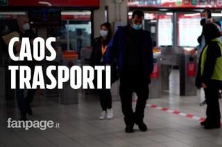 Niente distanziamento, Lombardia conferma la piena occupazione dei posti sui mezzi pubblici