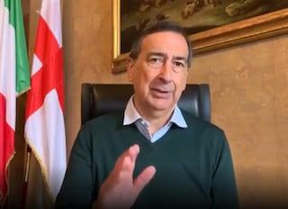 """Sala: """"Gilet arancioni, la responsabilità è della prefettura e non del Comune"""""""