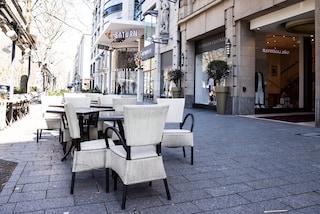 Bergamo, sospesa la tassa di occupazione del suolo pubblico fino al 31 ottobre
