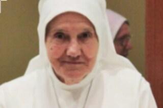 Addio a suor Alfredina, morta dopo aver sconfitto il covid: a giugno avrebbe compiuto 100 anni