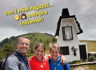 """Gemellini uccisi dal padre a Margno, l'ultimo messaggio alla moglie: """"Hai rovinato la famiglia"""""""