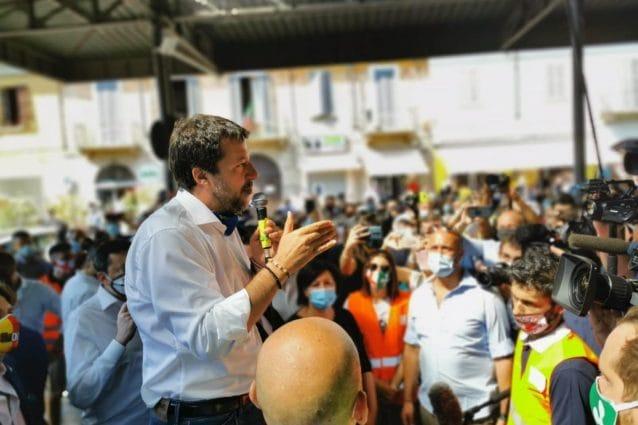 Foto Fb: Lega – Salvini Premier