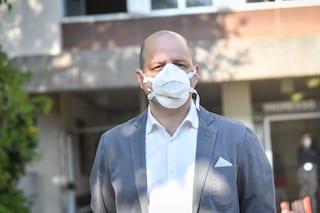"""Il sindaco di Alzano: """"Se ripenso a quando mancava l'ossigeno per i malati mi vengono i brividi"""""""