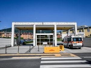 L'ospedale Pesenti Fenaroli di Alzano Lombardo