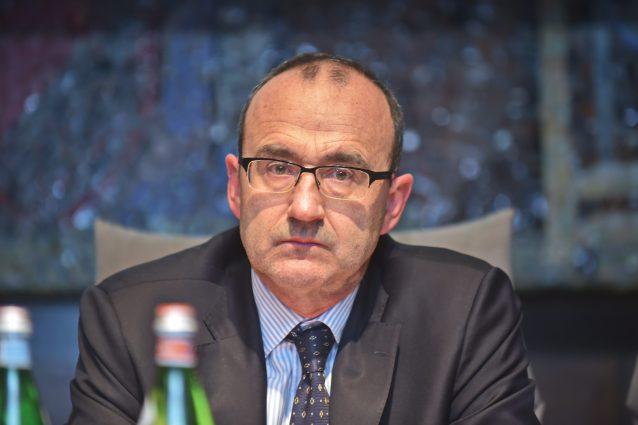 Stefano Scaglia, presidente Confindustria Bergamo (LaPresse)