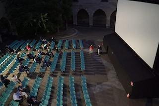 """Milano, """"Ci è mancato il grande schermo"""", dopo quattro mesi i cinema riaprono al pubblico"""