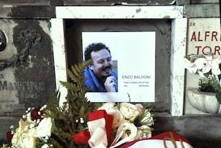 Milano, tumulato al cimitero Monumentale Enzo Baldoni, giornalista ucciso in Iraq nel 2004