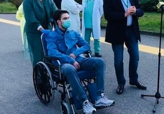 """Mattia, il 18enne guarito dal Covid: """"Ragazzi attenti, dobbiamo aiutarci: indossiamo le mascherine"""""""