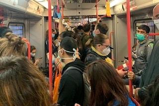 """""""Metro affollata e nessun distanziamento, Sala dove sei?"""": la denuncia del presidente Municipio 2"""