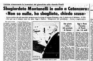 """Le figlie di Pinelli: """"Montanelli disse menzogne su nostro padre, poi dovette chiedere scusa"""""""