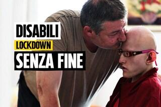 """""""Nostro figlio Maurizio, segregato in casa"""": il lockdown senza fine dei disabili in Lombardia"""